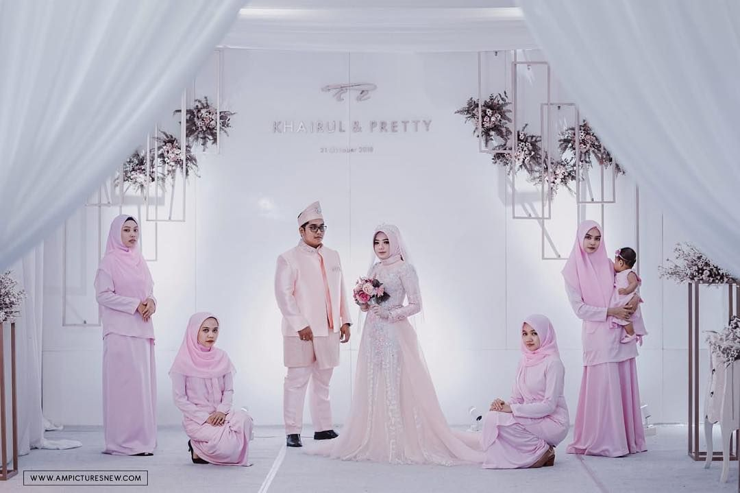 Melaka Wedding On Instagram Everything Feels Perfect You Celebrate The Freshness Of Love And New Life When You Exch Wedding Vows Wedding Wedding Decorations