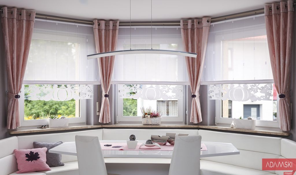 Firany Na Wykusz Jak Dobrać кухня штори штори і кухня