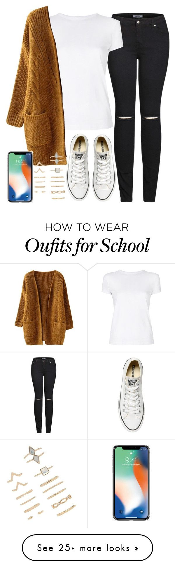 """""""Untitled #232"""" by maddie1510 on Polyvore featuring 2LUV, Helmut Lang, Converse and Forever 21"""