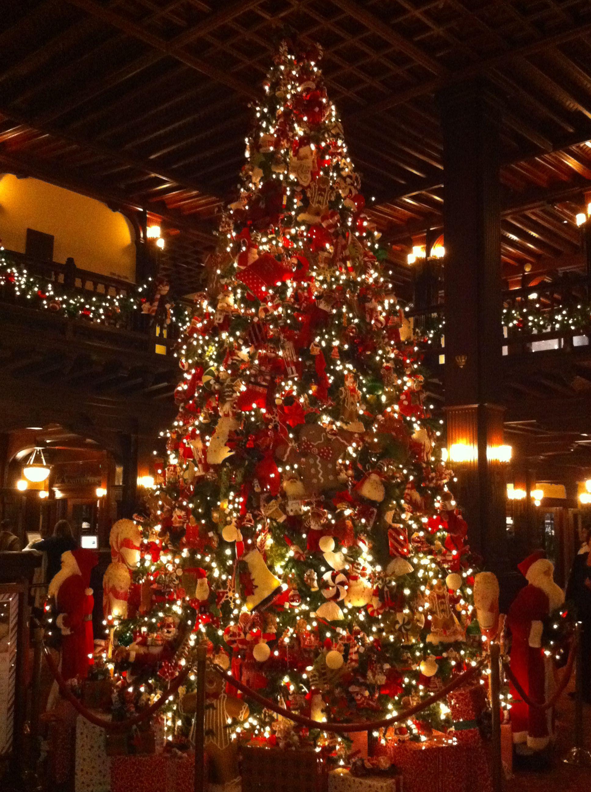 Hotel Del Coronado 2010 Christmas Merry