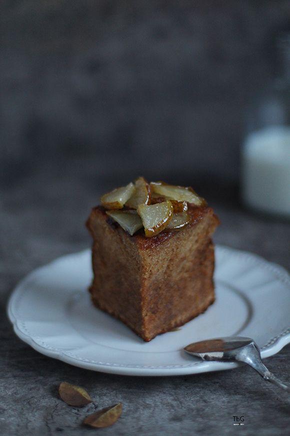 Honey Cake De Martha Stewart Receta To Be Gourmet Recetas Cocina