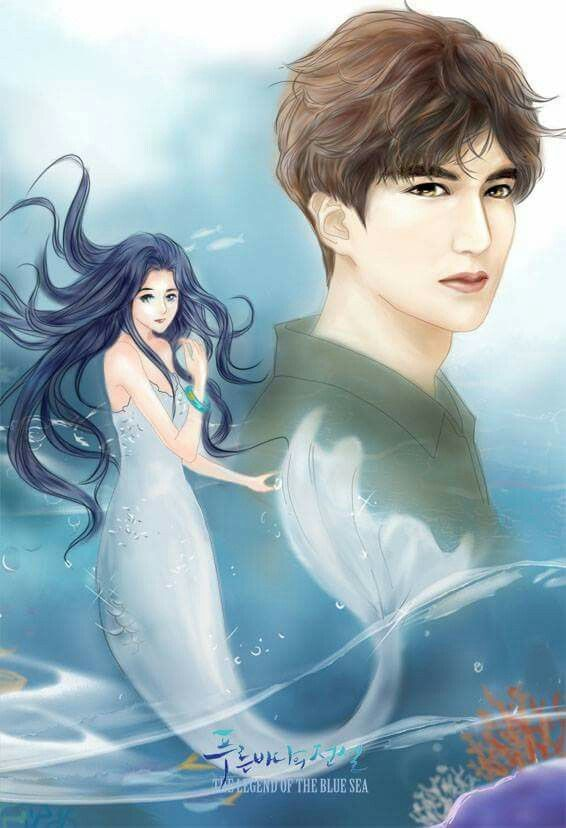 Pin By Dessy Natalia29 On Romantic Legend Of The Blue Sea In