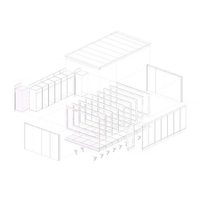 #MakerHouse #WikiHouse #CNC #CNCfraese #MillingMachine #GBT #Lehrstuhl #Chair #Gebäudetechnologie #Building #Technologies #RWTH #Aachen #University #Braun #Associates #Architecture #Architektur #Building #Design #Style #Archidaily #Research #Design #Concepts #Study #Students