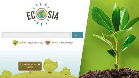 Ecosia Le Moteur De Recherche Ecolo Qui Vous Propose D