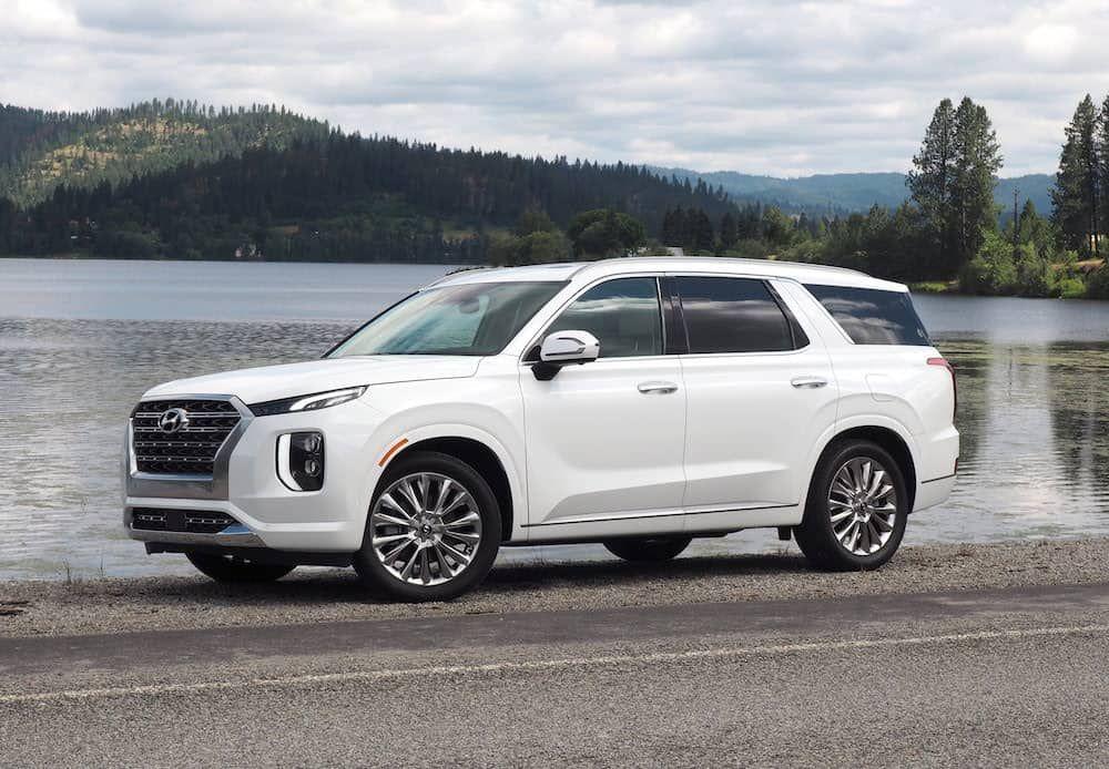 First Drive 2020 Hyundai Palisade Review Hyundai First Drive New Cars