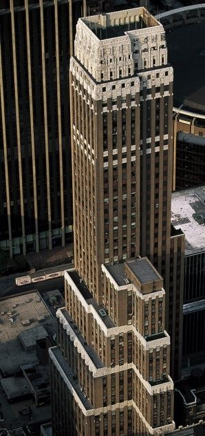 Nelson Tower, Midtown South, Manhattan, New York, États-Unis.  © Yann Arthus Bertrand.