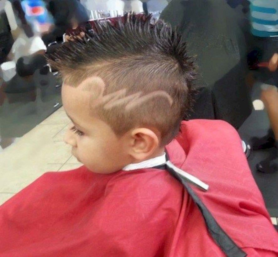 44 Awesome Cool Kids Boys Mohawk Haircut Ideas Hair Pinterest