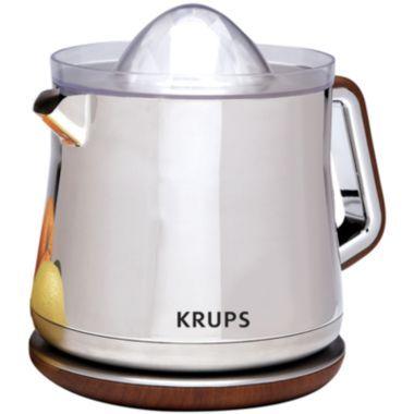 Krups® Silver Art Electric Juicer