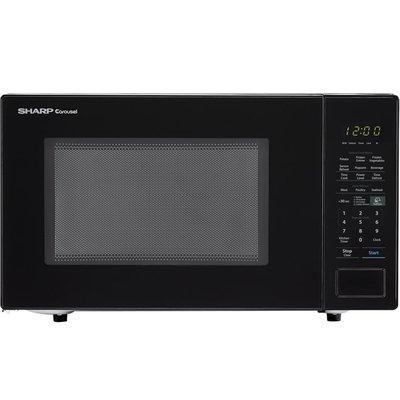 Sharp Carousel 21 1 4 Cu Ft Countertop Microwave Microwave Microwave Oven Ge Microwave Oven