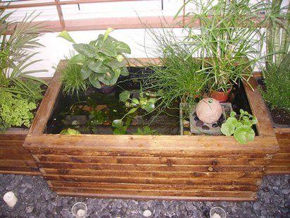 Ideas para hacer un estanque | Hacer bricolaje es facilisimo.com