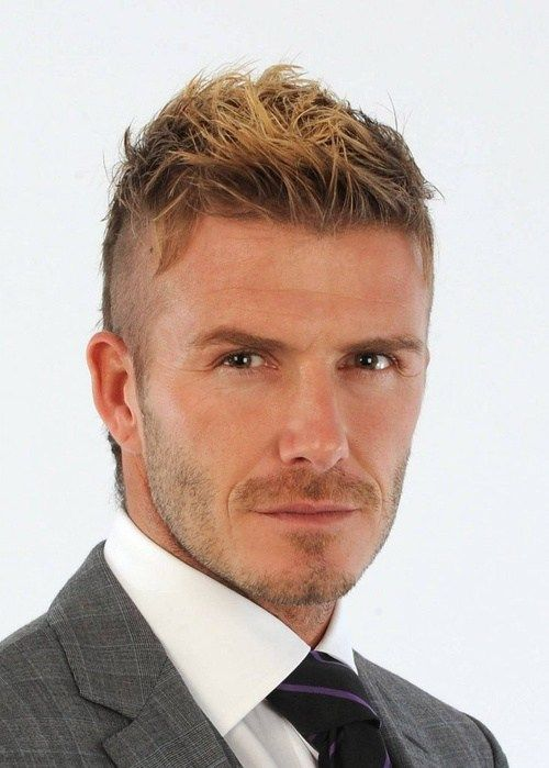 David Beckham Haircuts 20 Ideas From The Man With The Million