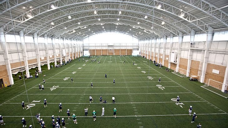Byu Football Indoor Practice Facility Byu All Things Byu