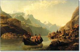 Ingebretsen's Scandinavian Gifts - Bridal Procession in Hardanger ...