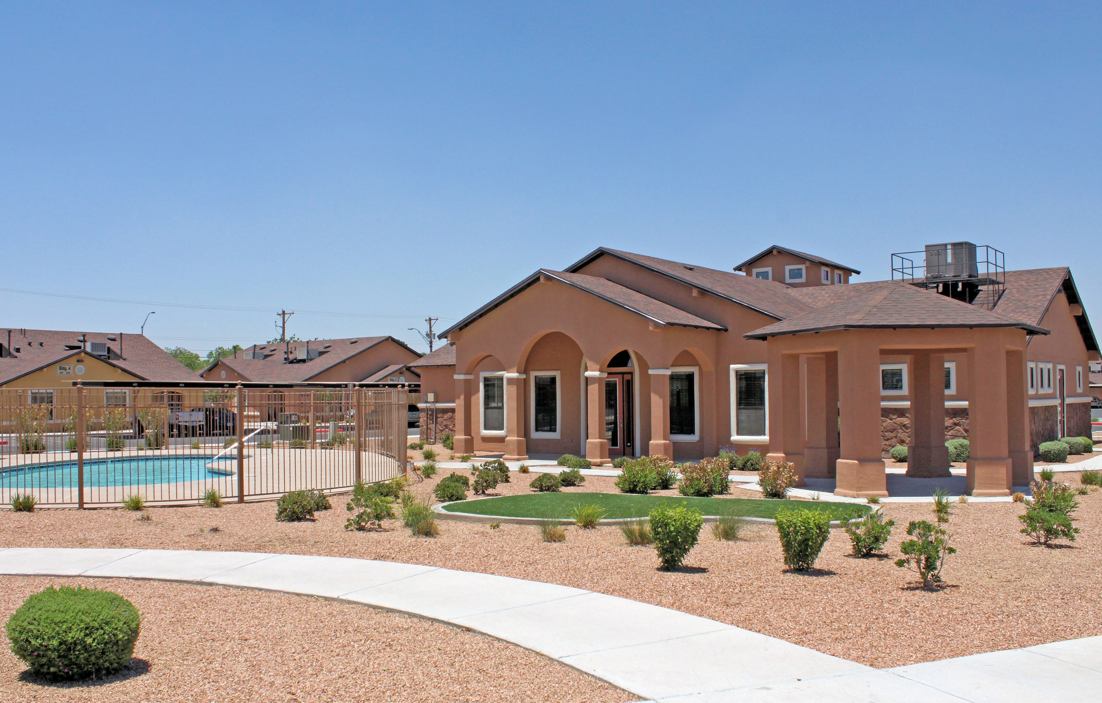 Woodchase Senior Community El Paso Tx House Styles Senior Communities Mansions