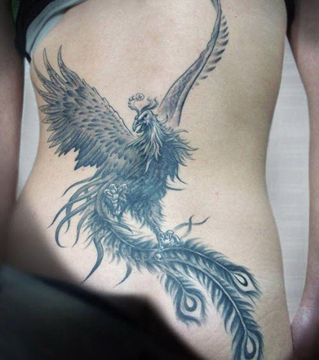 inspiration les tatouages phoenix tatouage tatouage. Black Bedroom Furniture Sets. Home Design Ideas
