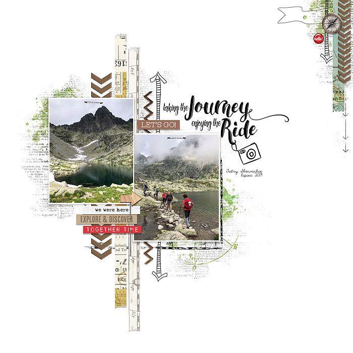 Saturday Scraplift: Elements with Meaning - Digital Scrapbooking Blog and scrapbook inspiration From DesignerDigitals