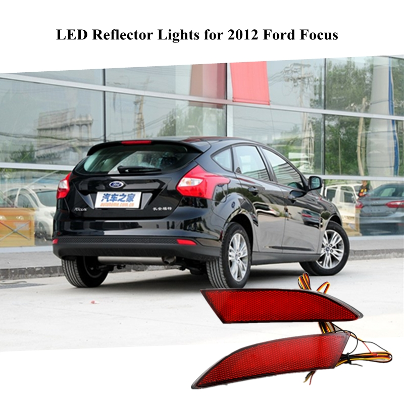 warning lights on ford focus 2012