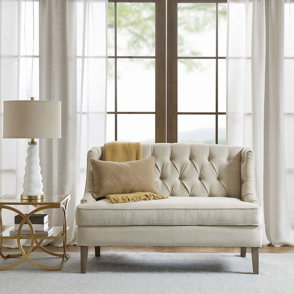 Madison Park Sawyer Settee With Images Furniture Living Room