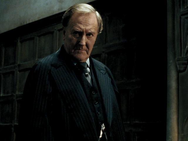 Cornelius Fudge Harry Potter Characters Harry Potter Tumblr Robert Hardy