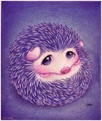 Puercoespines Dulces Y Tiernos Buscar Con Google Dibujos De Animales Tiernos Dibujos De Animales Ilustraciones De Animales