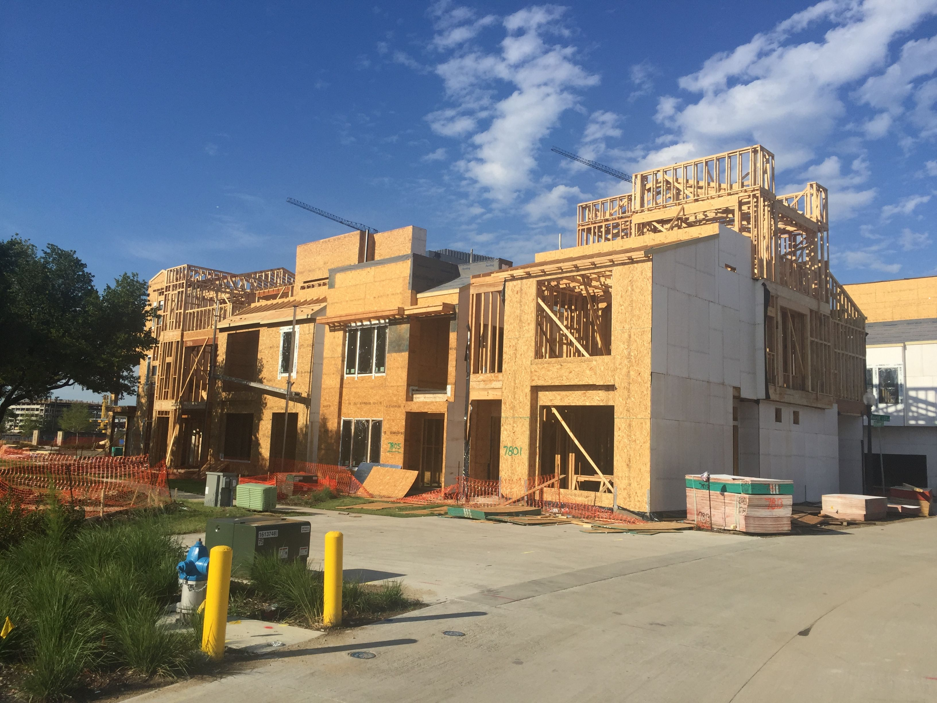 Legacy West Villas Plano TX 1st Phase 2017 ers info 980 333