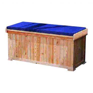 Vielleicht Auch Als Balkon Sandkasten Nutzbar Gartenbank Gartentruhe Holz Gartenmobel Holz