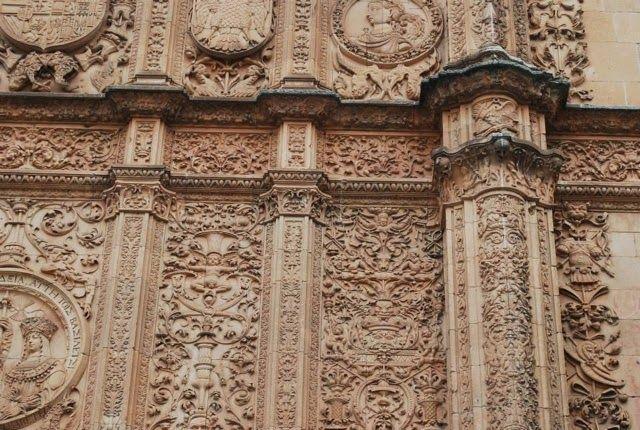 Mis aventuras en Segovia, España: Salamanca