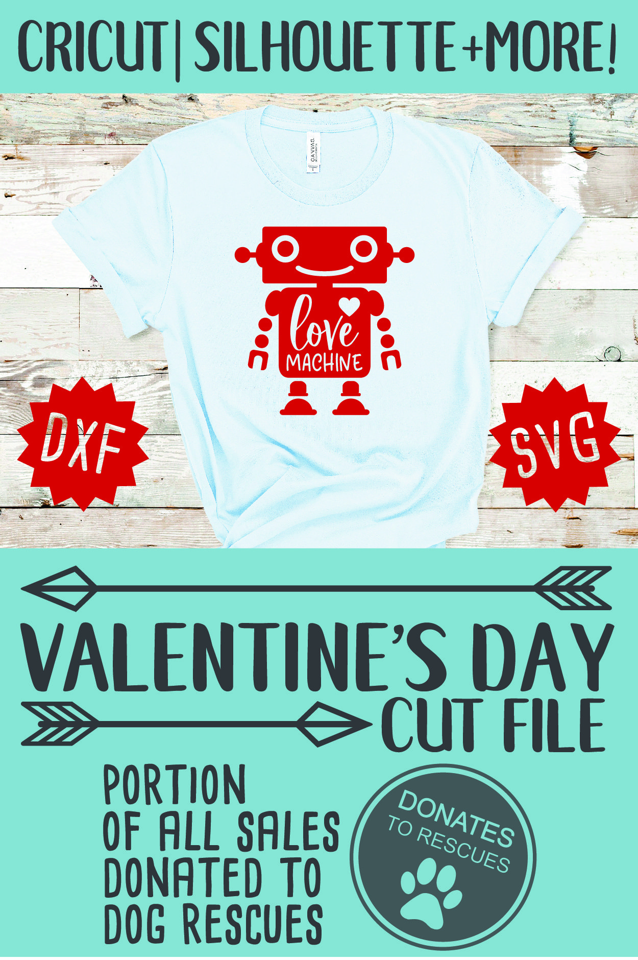 Download Love Machine SVG | Valentine SVG | Kids Valentines Day T ...
