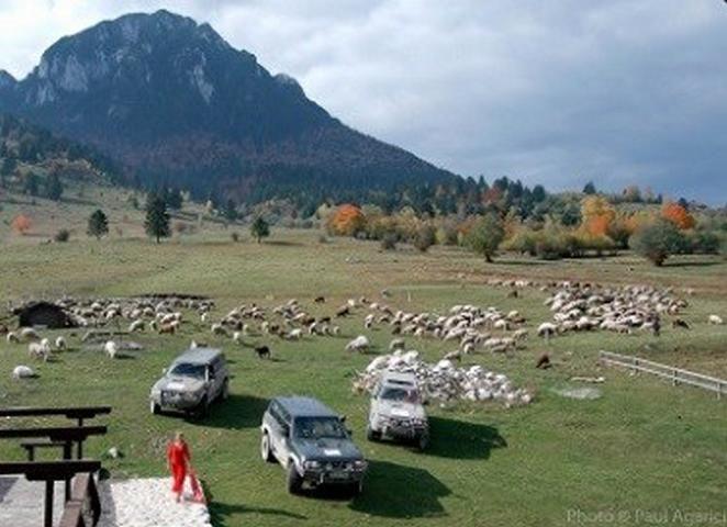 4x4 Private Tour Im Transsilvaniens Karpaten Mochten Sie Die Natur