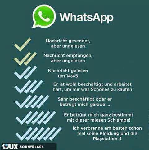WhatsApp. .. Lustige SachenLustige BilderGute SprücheSchlechte ...