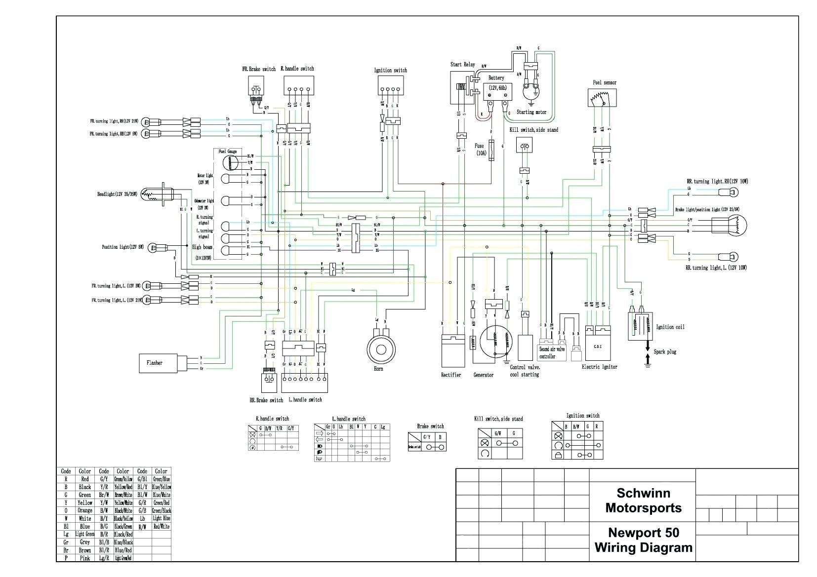 Pin On Atv 4wheeler Wiring Diagram