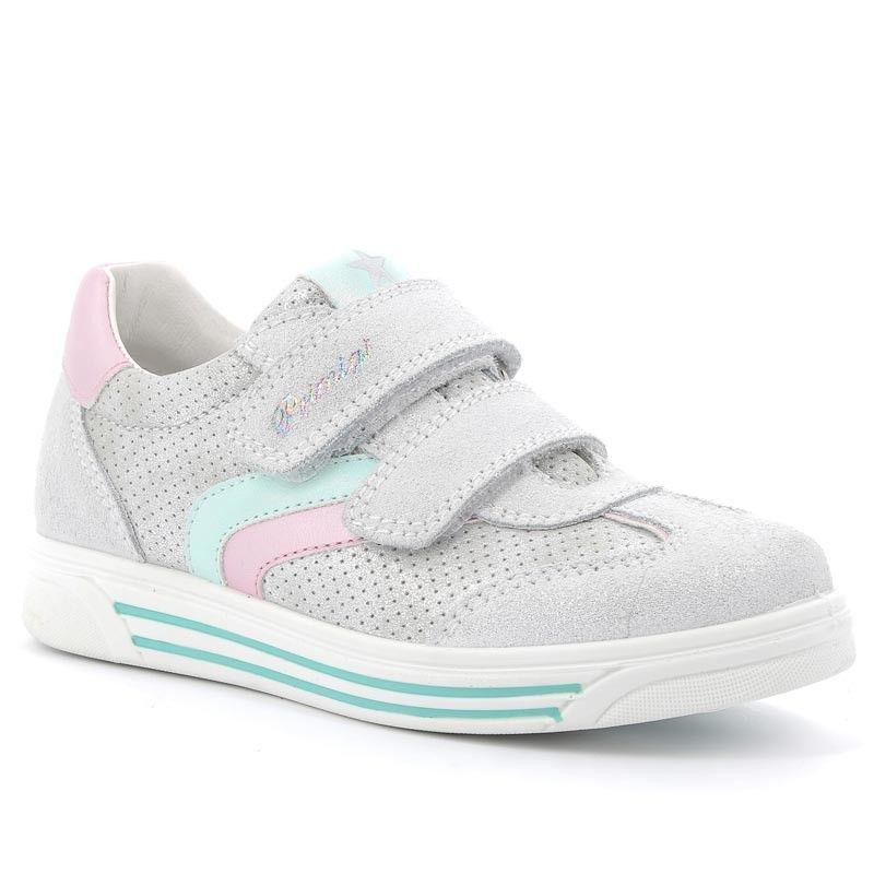 Primigi 5377011 Buty Trampki Sneakersy Dla Dzieci Srebrny Shoes Puma Sneaker Sneakers