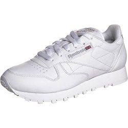 Modne Buty Sportowe Na Wiosne Trendy W Modzie White Leather Sneakers Reebok Classic Trainers Reebok Classic