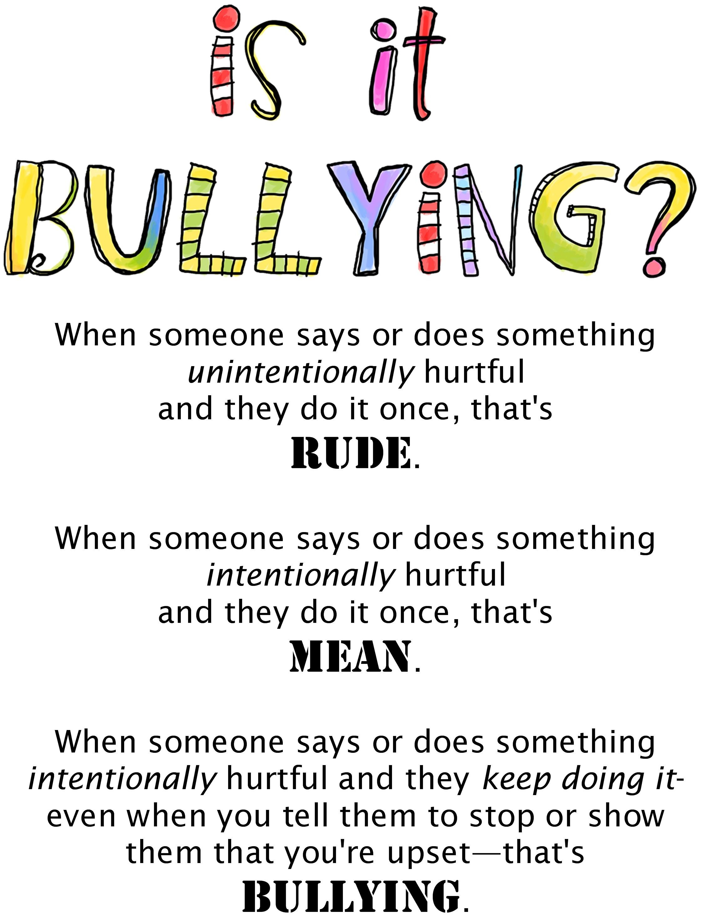 Rude mean bullying from trudy ludwigs website teaching rude mean bullying from trudy ludwigs website fandeluxe Images
