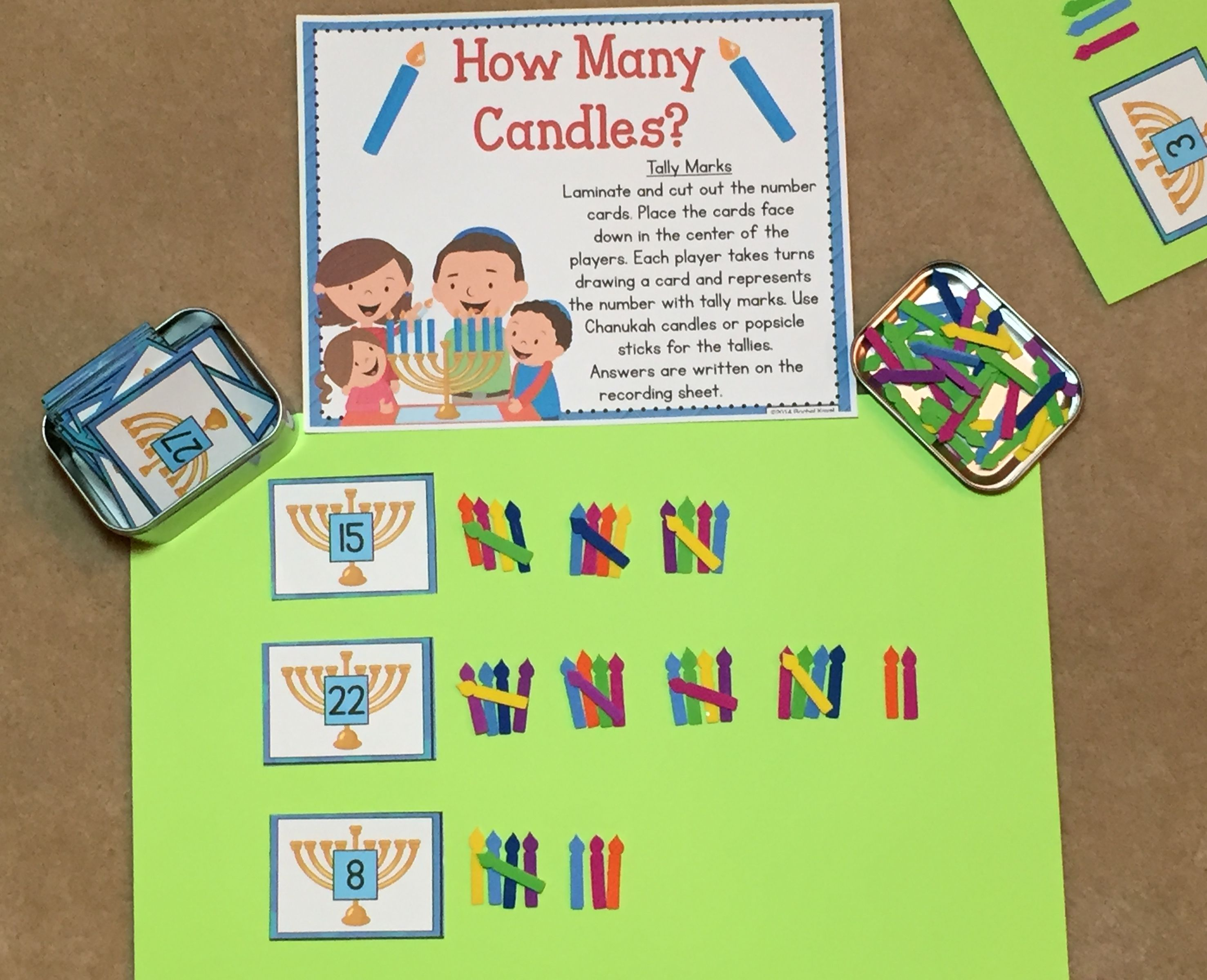 5 Fun Chanukah Hanukkah Math Games To Help Get Your Kids
