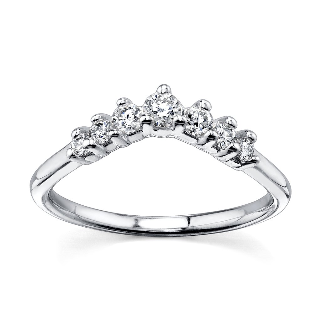 Seven stars nesting ring in i do pinterest wedding rings