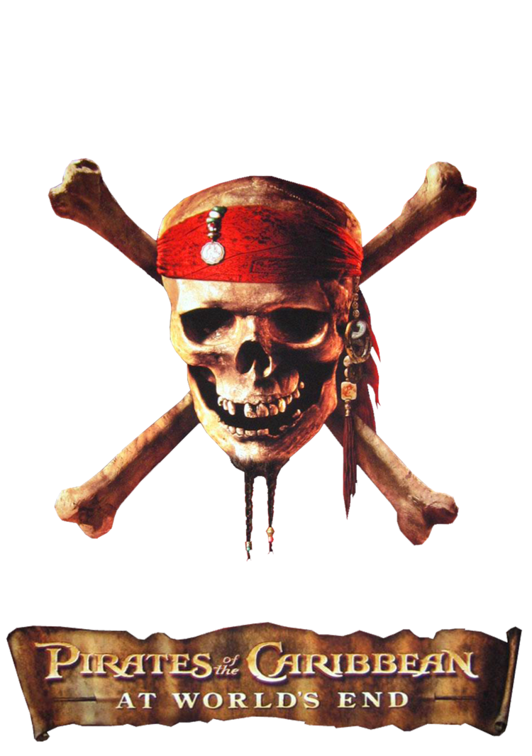 Pirates Of The Caribbean 3 Skull By Edentron On Deviantart