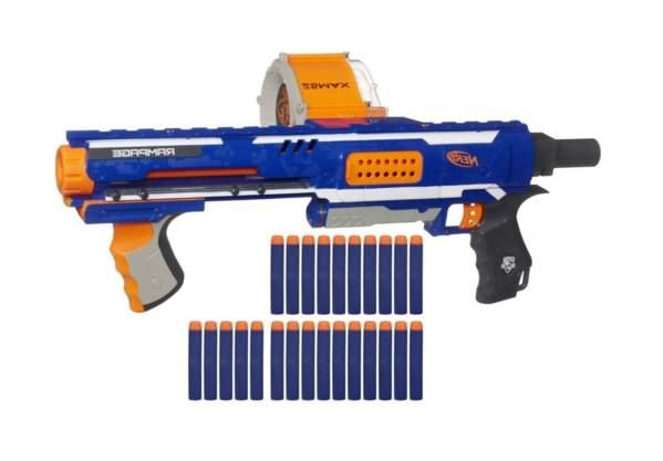 We have compiled the best nerf guns for you. These top best nerf guns  buying guide will help you to choose the coolest nerf gun for you.