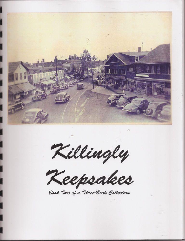 Killingly Keepsakes, Pictures & Memorabilia of Killingly Connecticut Wayne Magao