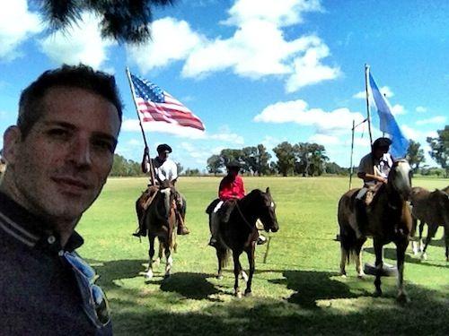 Gauchos and Folklore at La Bamba de Areco by CarlosMeliaBlog.com @ http://carlosmeliablog.com/horses-gauchos-folklore-at-la-bamba-de-areco/