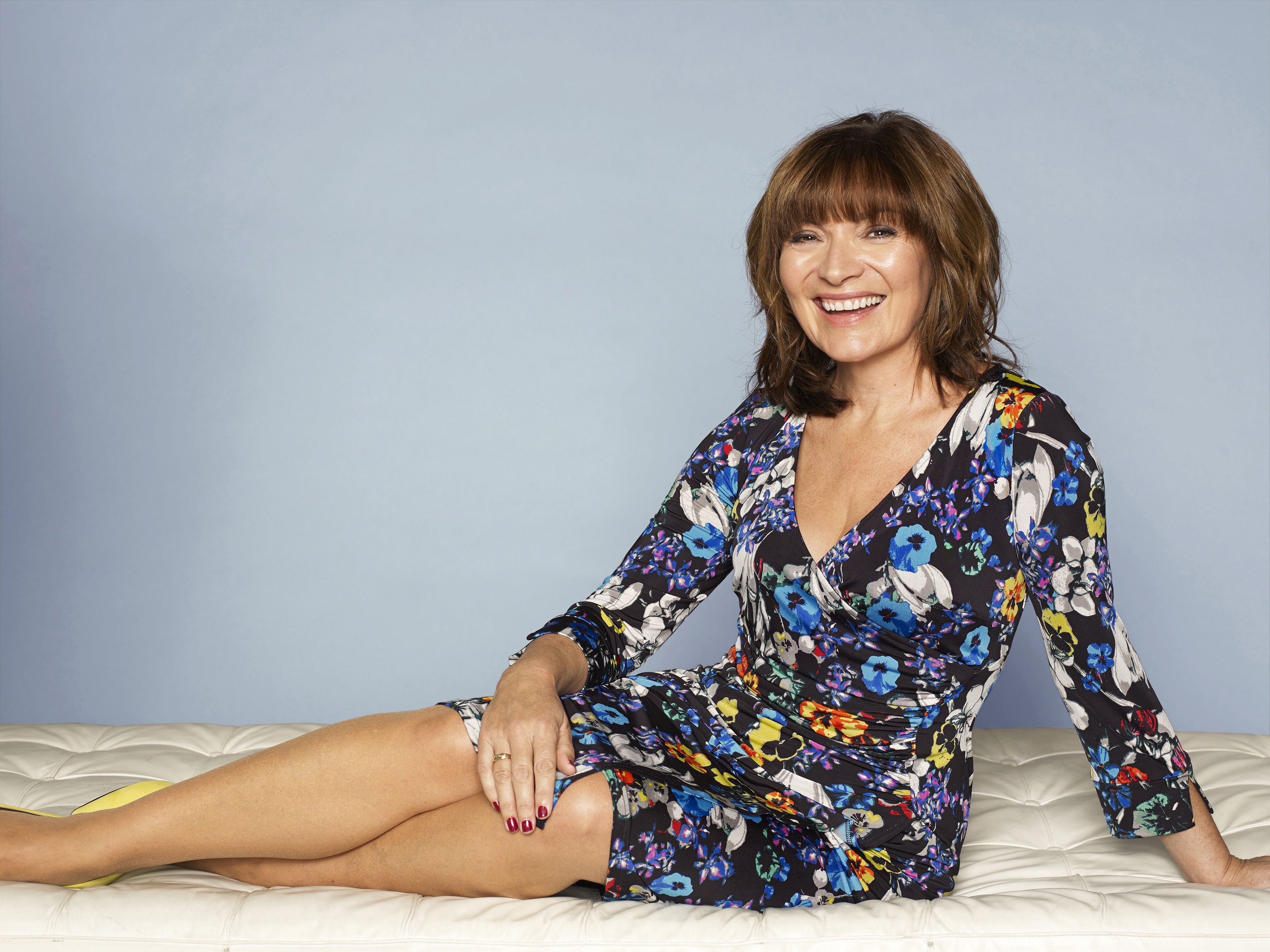 Lorraine Kelly Signature Wrap Dress - Cleverly cut to make the most of your  figure.