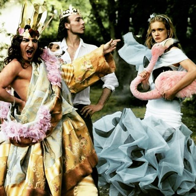 Galliano In Wonderland