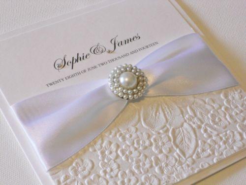 Luxury Handmade Wedding Invitation Florence X 1 Sample In 2018