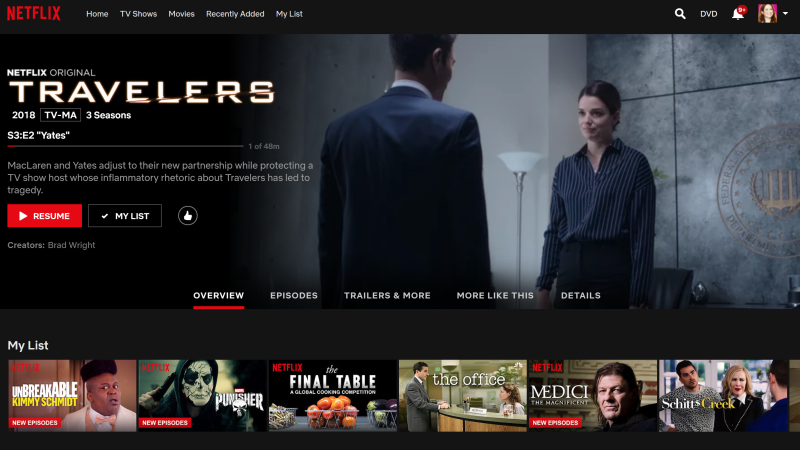 This AutoPausing Netflix Extension is a MustHave for