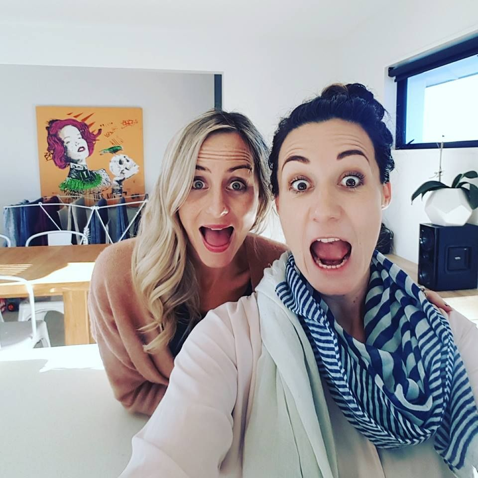 5c98cd2a118 Fleur caught up with the gorgeous Katya Young- Bayleys Canterbury today  about some profile videos for her Real Estate Business.