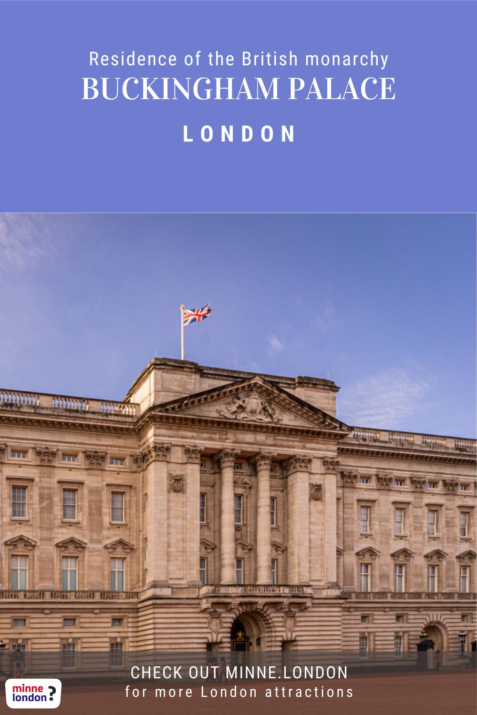 Buckingham Palace | minne.london