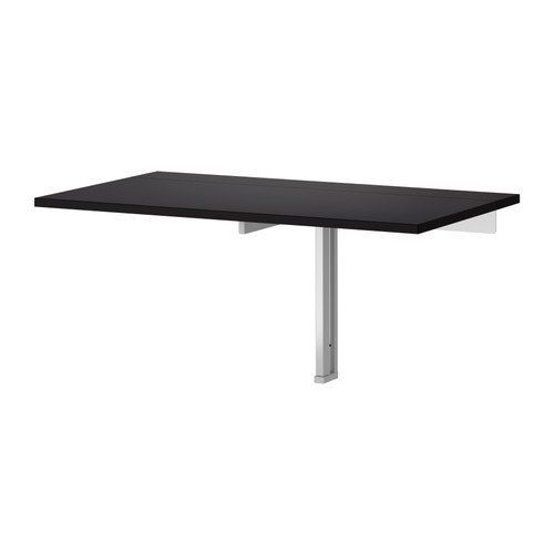 Ikea Wandklapptisch ikea wandklapptisch bjursta klapptisch in 90x50cm küc https