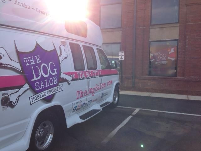 The Dog Salontaking It To The Streets Mobile Pet Grooming Dog Grooming Tips Dog Grooming Salons