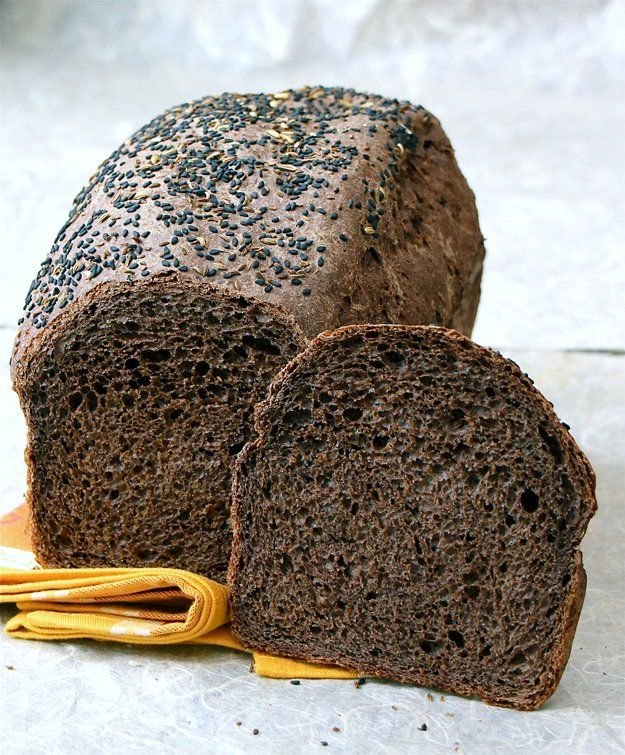E L R A Russian Black Bread For Bbb Third Anniversary Du Pain