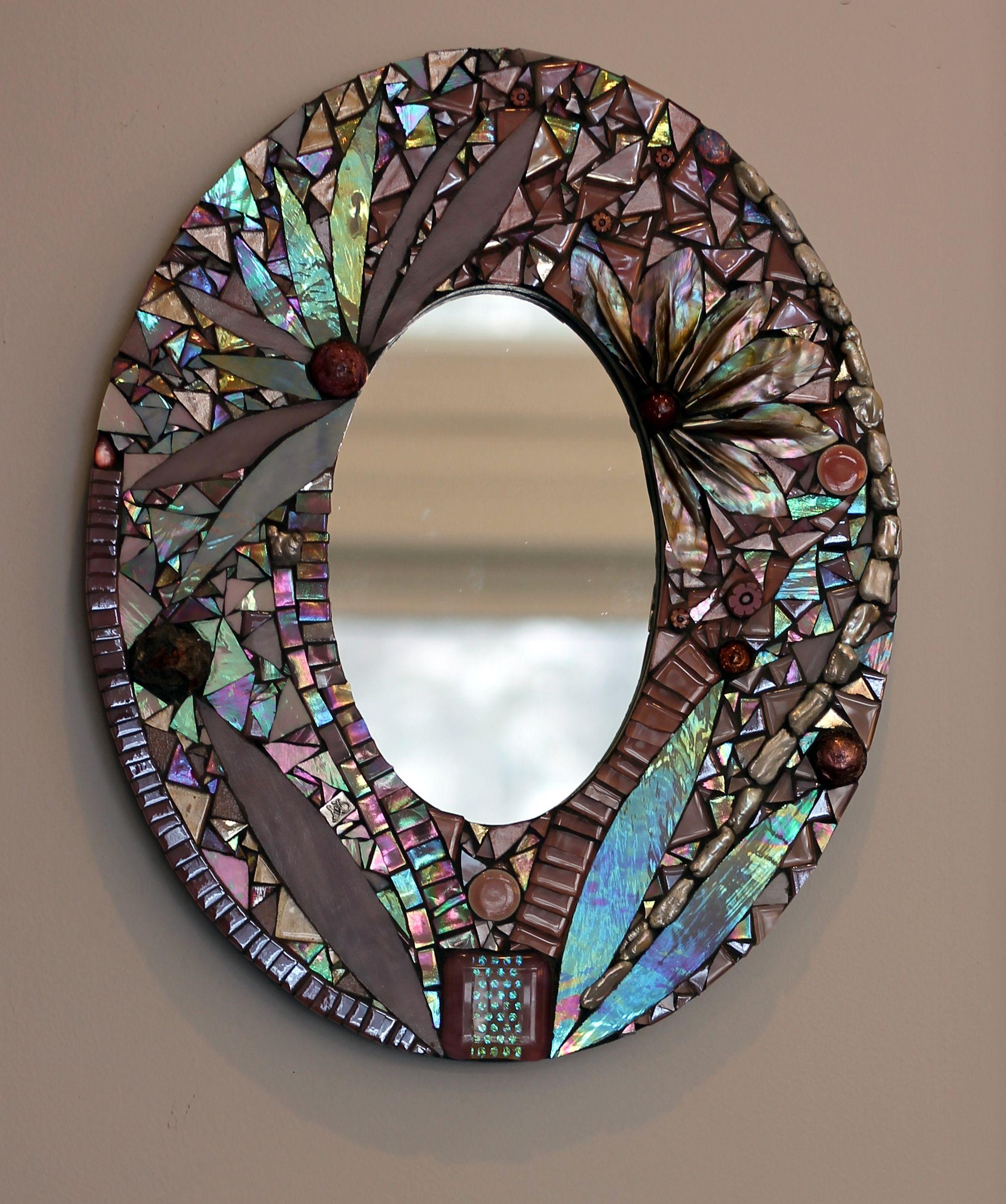 42+ Art and craft mirror tiles ideas